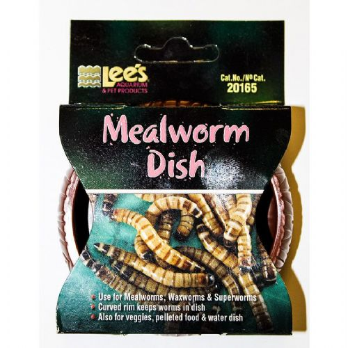 Lees Mealworm Dish WLM005